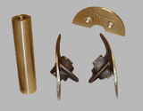 Plastic & Metal Machined Parts